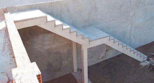 Escaleras premoldeadas de hormig n centro constructor - Escalera prefabricada de hormigon ...
