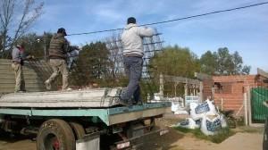 Materiales para la construccion obra